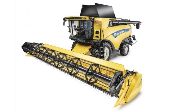 Used Combine Harvesters