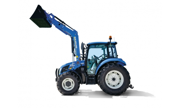700TL FRONT LOADERS