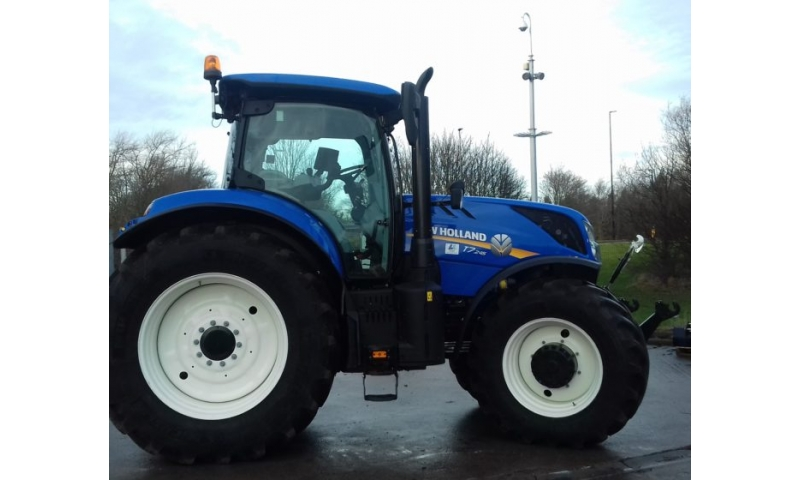 New Holland T7.245 Power Command (Ex Hire)