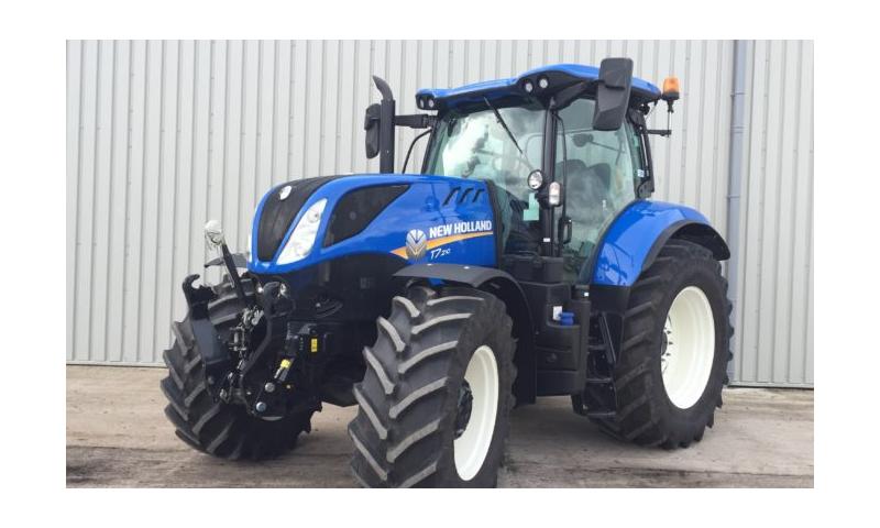 New Holland T7.210 (Ex-Hire)